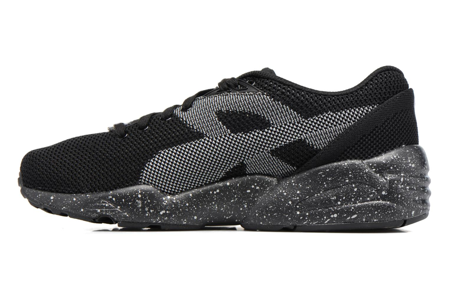 Sneakers Puma Trinomic R698 Knit Speckle W Nero immagine frontale