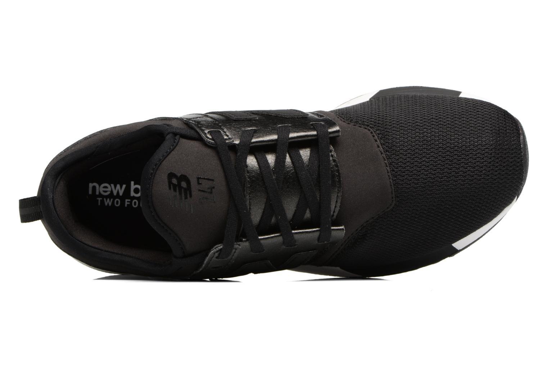 Baskets New Balance WRL247 B Noir vue gauche