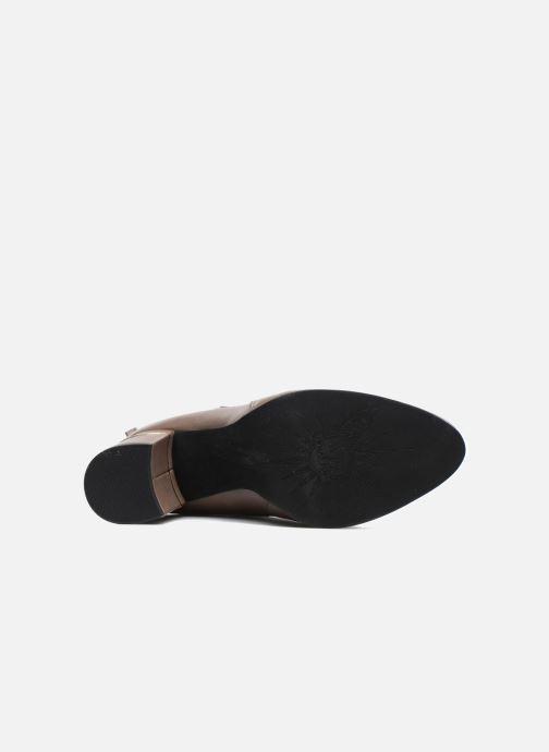 Stiefeletten & Boots What For Ross Calf grau ansicht von oben