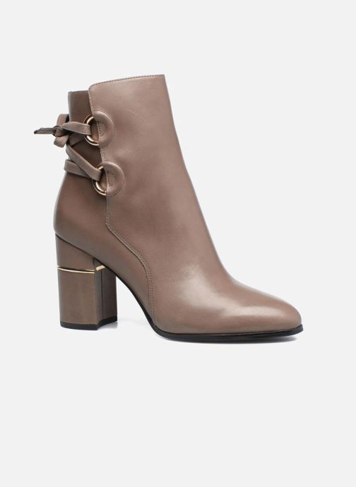 Ankle boots What For Ross Calf Grey detailed view/ Pair view