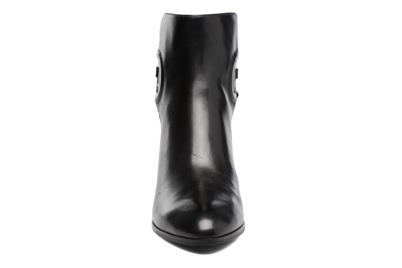 Bottines et boots What For Aiden Calf Noir vue portées chaussures