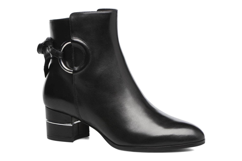 Bottines et boots What For Aiden Calf Noir vue détail/paire