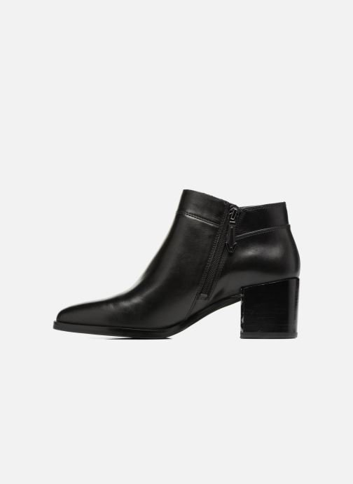 Ankle boots What For Freda Calf Black front view