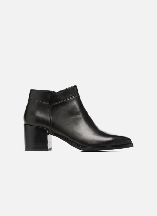 Ankle boots What For Freda Calf Black back view