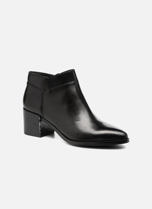 Ankle boots What For Freda Calf Black detailed view/ Pair view