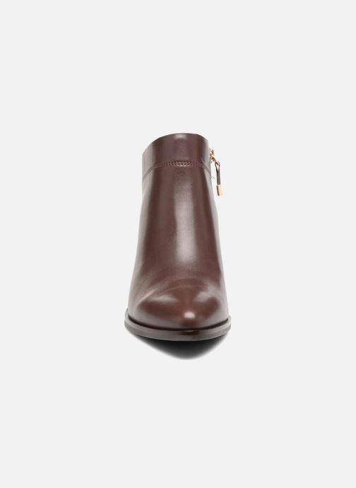 Bottines et boots What For Freda Calf Marron vue portées chaussures