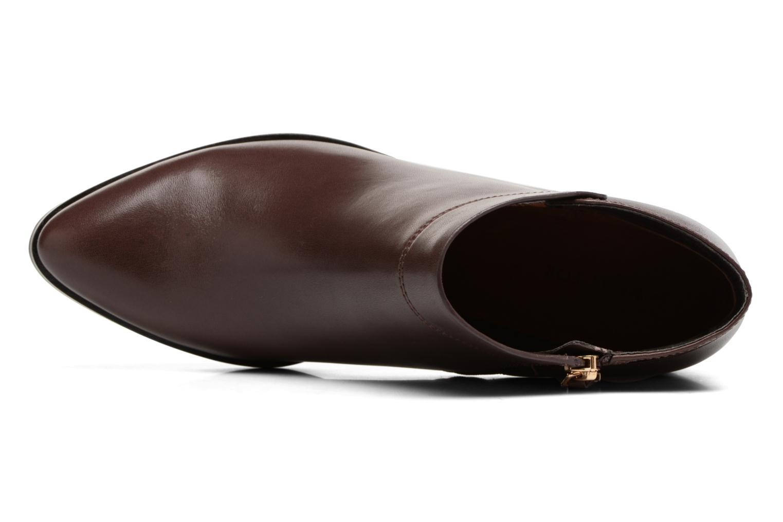 Bottines et boots What For Freda Calf Marron vue gauche