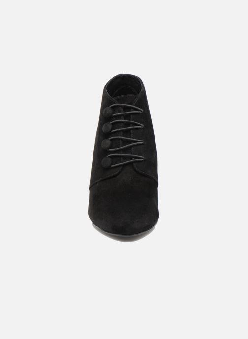Bottines et boots What For Amy Noir vue portées chaussures