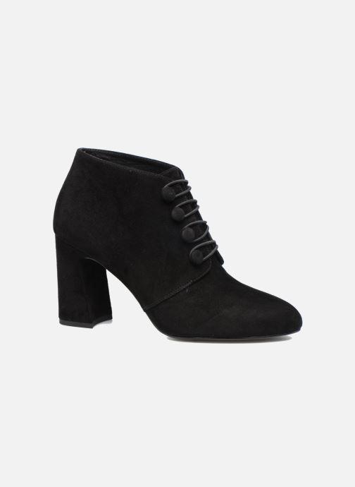 Bottines et boots What For Amy Noir vue détail/paire