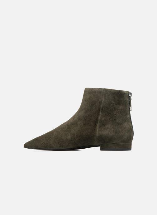 Bottines et boots What For Vogue Vert vue face