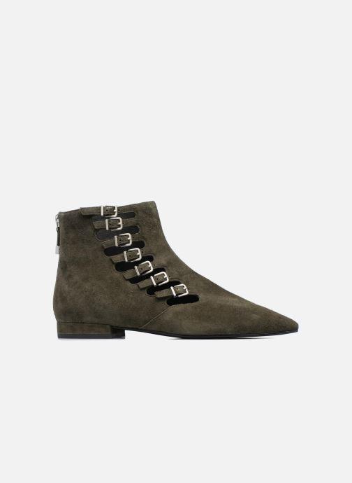 Bottines et boots What For Vogue Vert vue derrière