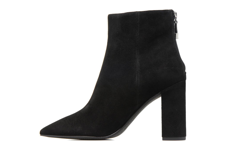 Bottines et boots What For Lou Noir vue face