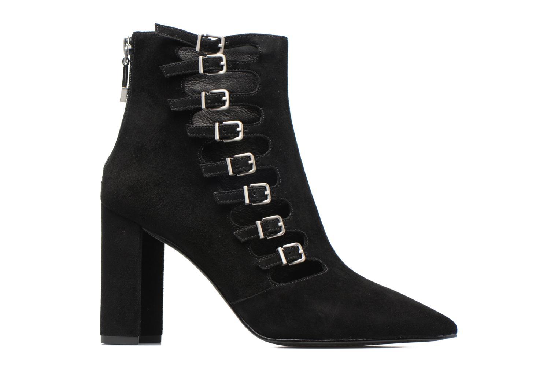 Bottines et boots What For Lou Noir vue derrière