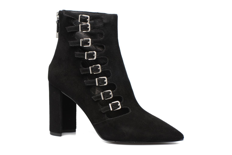 Bottines et boots What For Lou Noir vue détail/paire