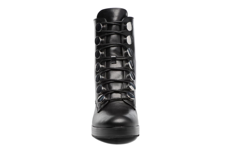 Boots en enkellaarsjes What For Paula Zwart model
