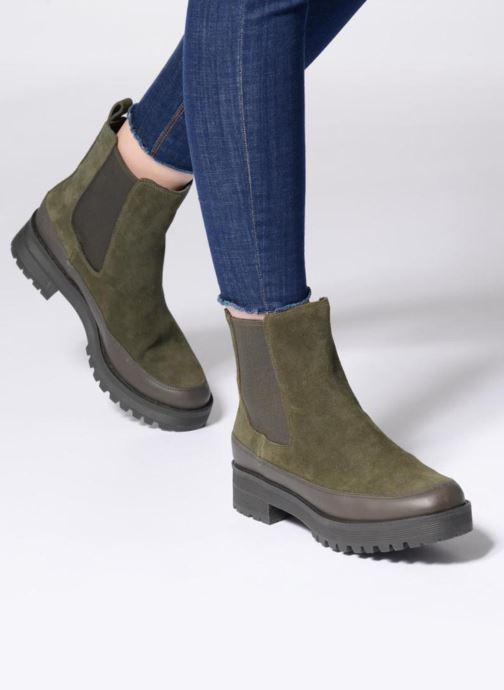 Bottines et boots What For Homer Vert vue bas / vue portée sac