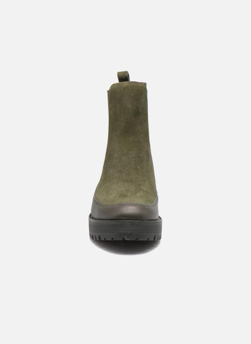 Bottines et boots What For Homer Vert vue portées chaussures