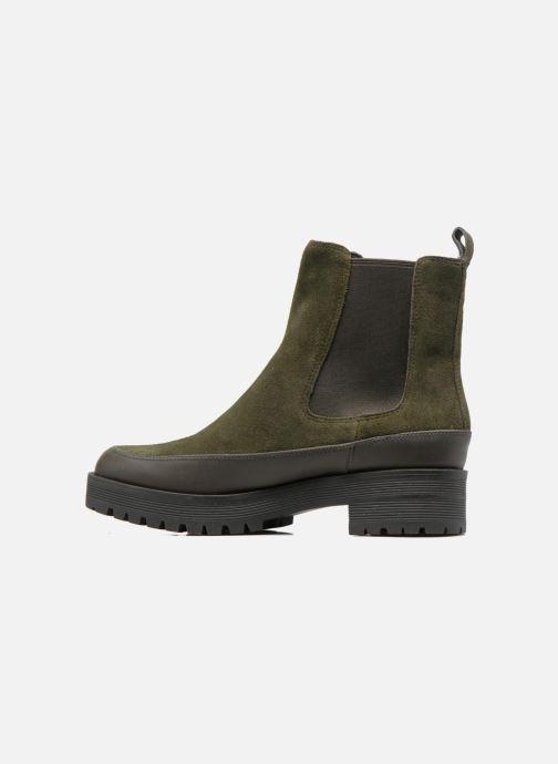 Bottines et boots What For Homer Vert vue face