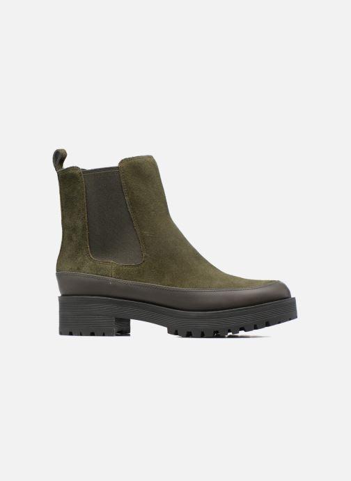 Bottines et boots What For Homer Vert vue derrière