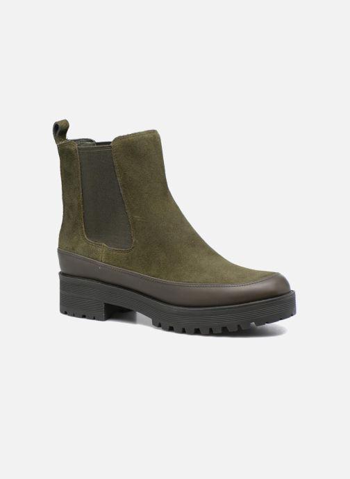 Bottines et boots What For Homer Vert vue détail/paire