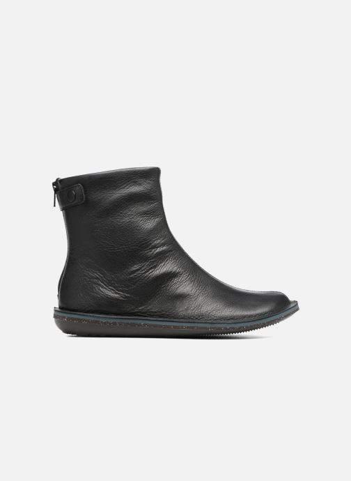 Ankle boots Camper Betle K400010 Black back view