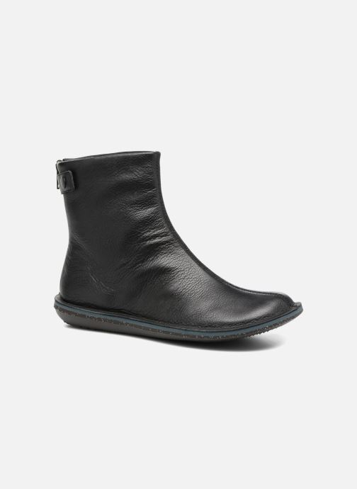 Ankle boots Camper Betle K400010 Black detailed view/ Pair view