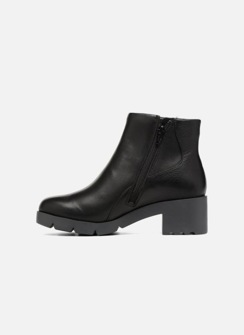 Ankle boots Camper Wanda K400228 Black front view