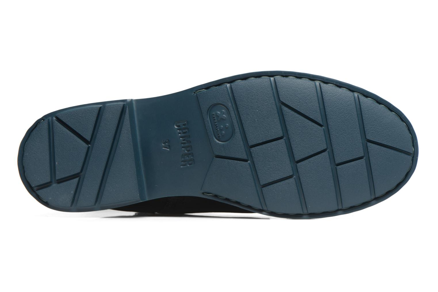 Ankle boots Camper Neuman K400245 Black view from above