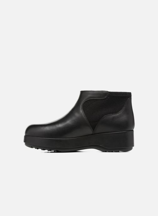 Ankle boots Camper Dessa K400204 Black front view