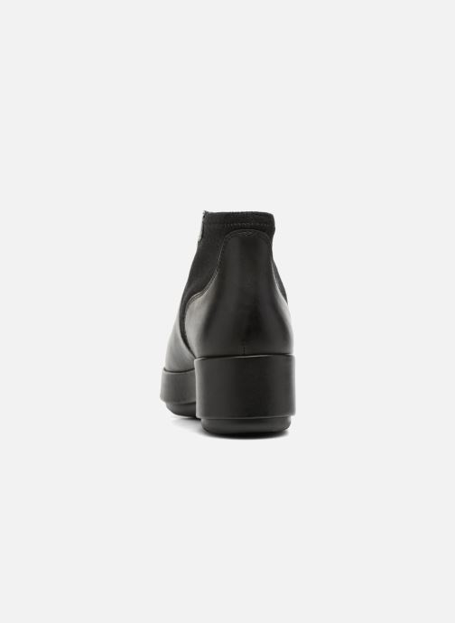 Ankle boots Camper Dessa K400204 Black view from the right