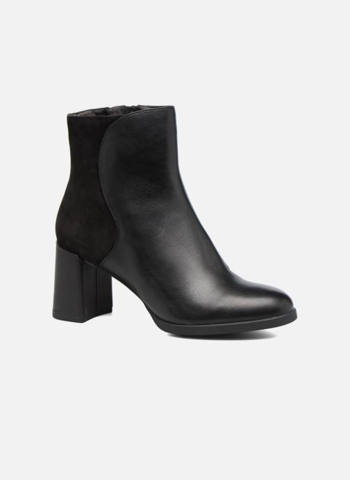 Ankle boots Camper TWS K400202 Black detailed view/ Pair view