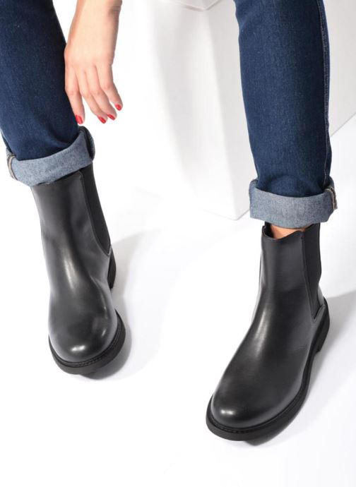Bottines et boots Camper Neuman K400246 Noir vue bas / vue portée sac