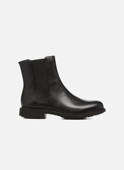 Boots en enkellaarsjes Camper Neuman K400246 Zwart achterkant