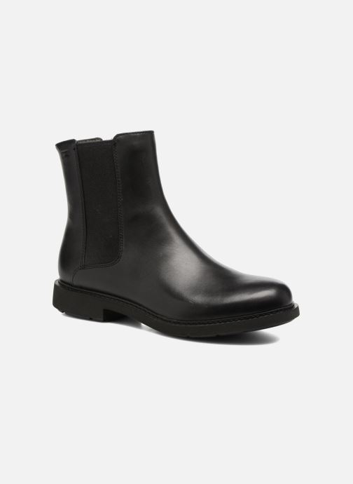 Boots en enkellaarsjes Camper Neuman K400246 Zwart detail