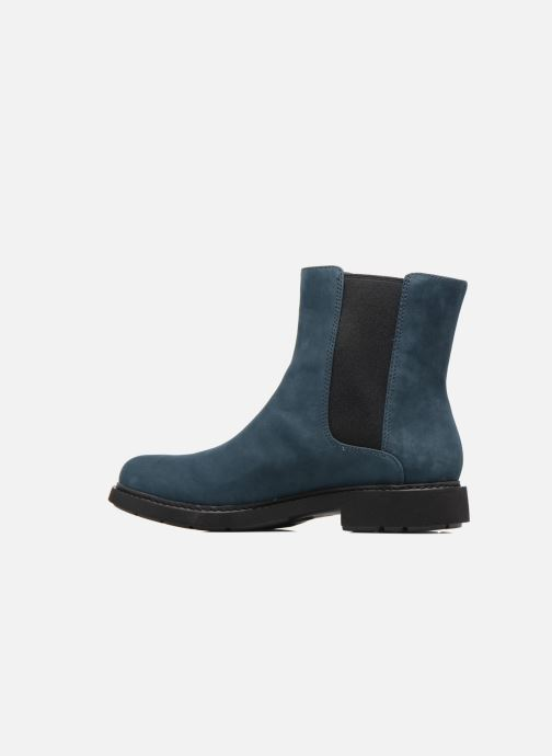 Ankle boots Camper Neuman K400246 Blue front view
