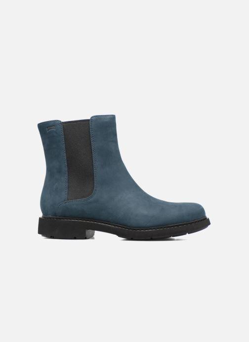 Ankle boots Camper Neuman K400246 Blue back view