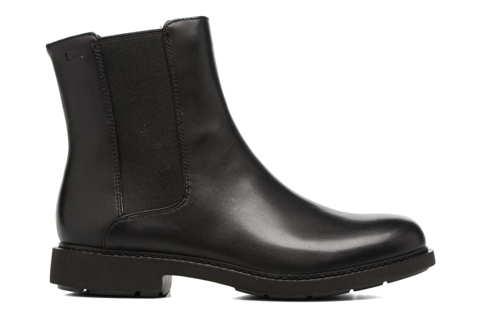 Ankle boots Camper Neuman K400246 Black back view