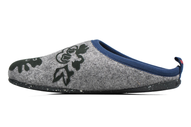 Los zapatos más populares para hombres y mujeres  Camper Pantuflas TWS K200542 (Gris) - Pantuflas Camper en Más cómodo ec4233