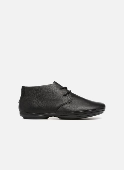 Zapatos con cordones Camper Right Nina K400221 Negro vistra trasera