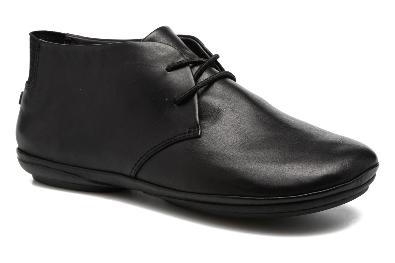 Camper Chez Chaussures À Sarenza noir Right Lacets K400221 Nina OOCqRwB