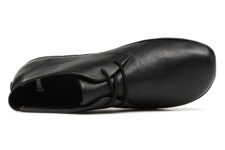 Scarpe con lacci Camper Right Nina K400221 Nero immagine sinistra