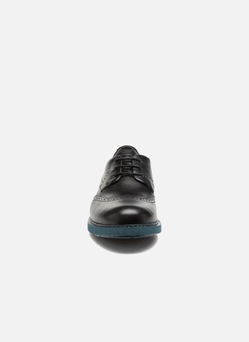 Lace-up shoes Camper Neuman K200513 Black model view