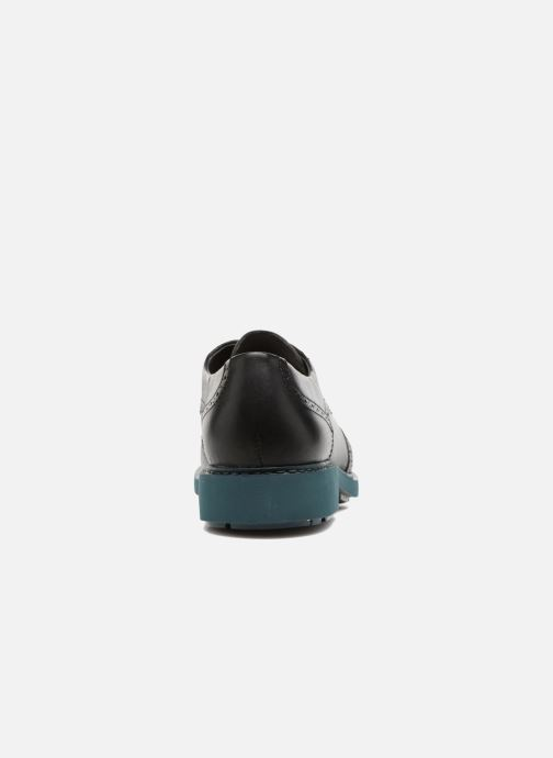Lace-up shoes Camper Neuman K200513 Black view from the right