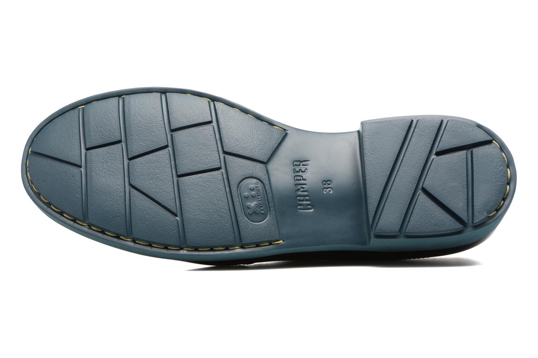 Zapatos con cordones Camper Neuman K200513 Negro vista de arriba
