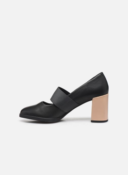 Zapatos de tacón Camper Kara K200477 Negro vista de frente