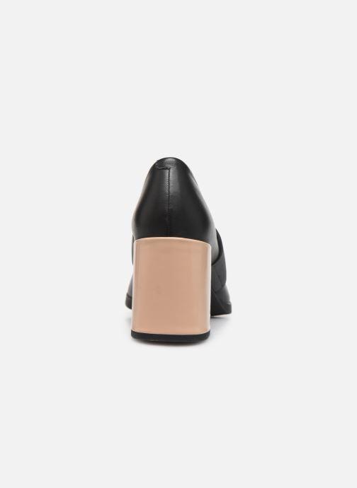 Zapatos de tacón Camper Kara K200477 Negro vista lateral derecha