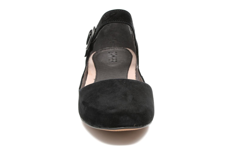 Ballet pumps Camper Serena K200491 Black model view