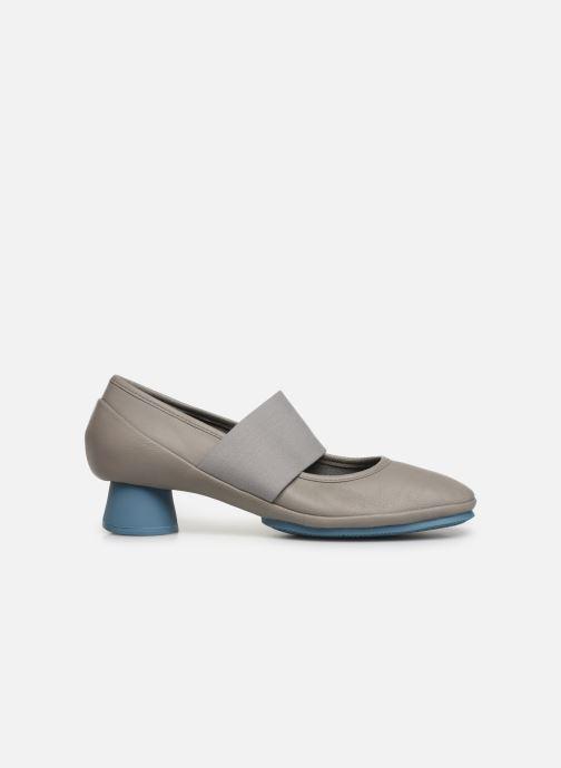 Zapatos de tacón Camper Alright K200485 Gris vistra trasera