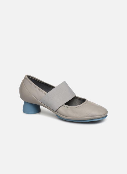 Zapatos de tacón Camper Alright K200485 Gris vista de detalle / par