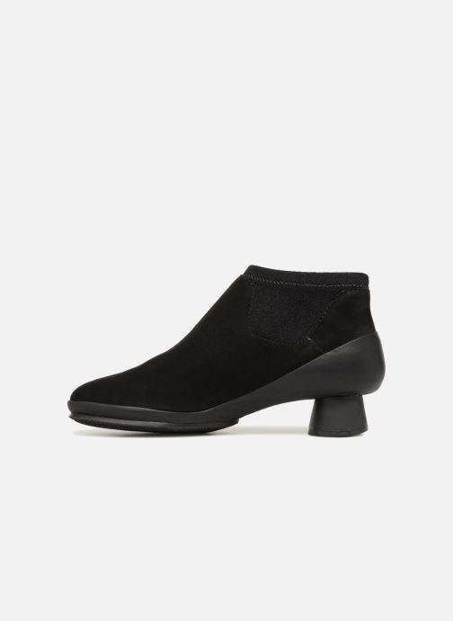 Boots en enkellaarsjes Camper Alright K400218 Zwart voorkant